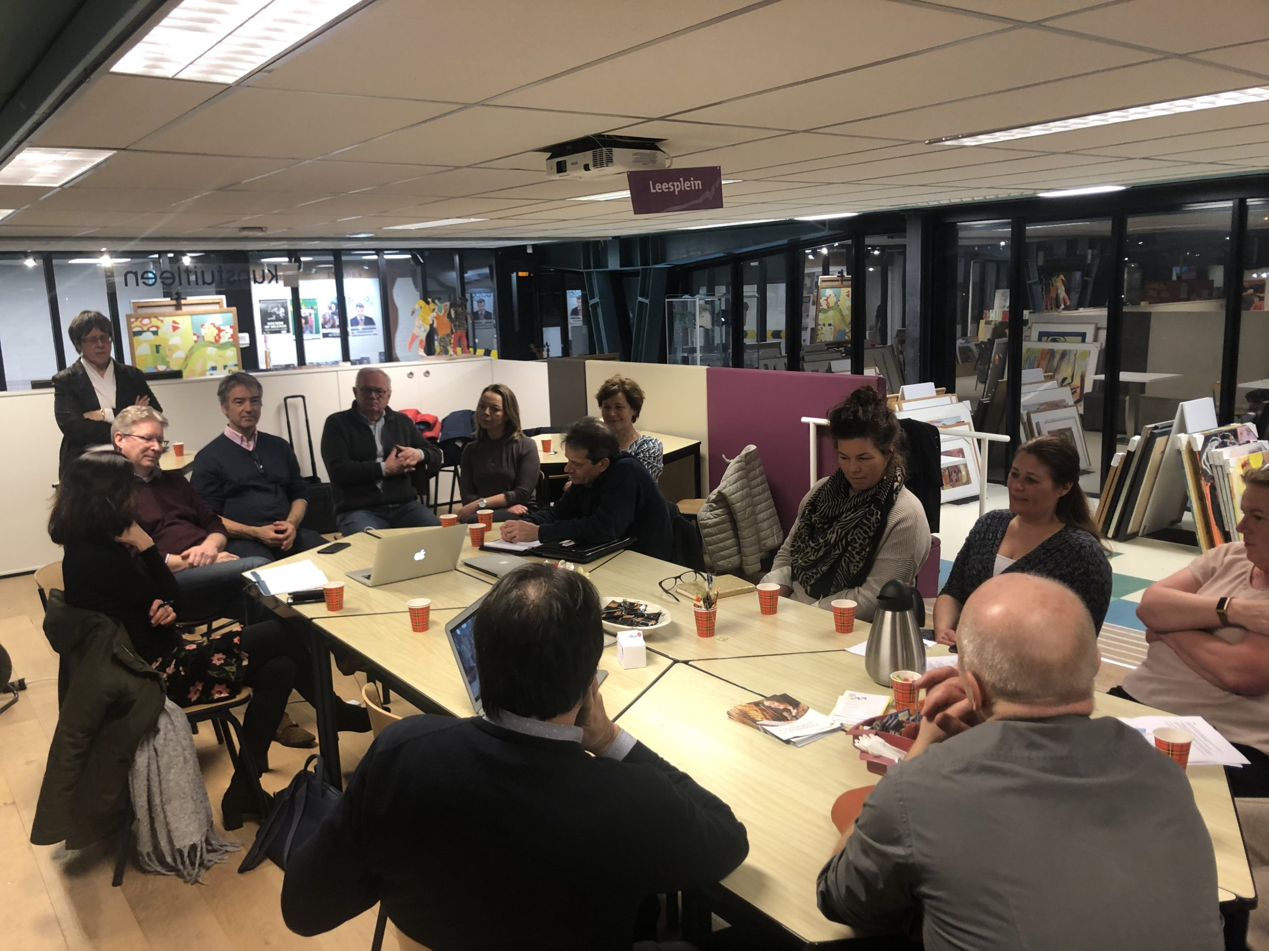Pitchen 18 februari 2020